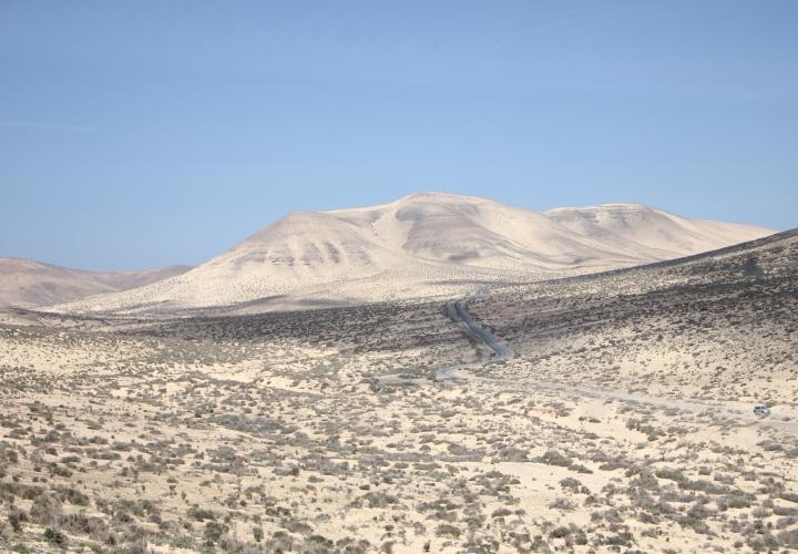 DESERT ROAD 23