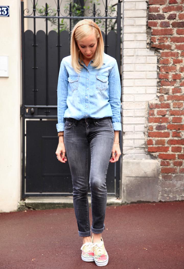la souris coquette blog mode blue jeans 2