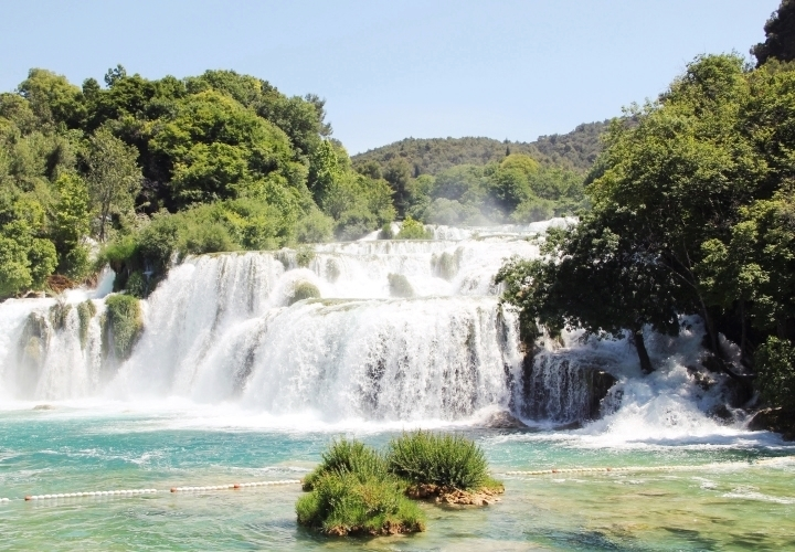 la-souris-coquette-blog-mode-voyage-séjour-croatie-cascades-waterfalls-parc-krka-national-park-14