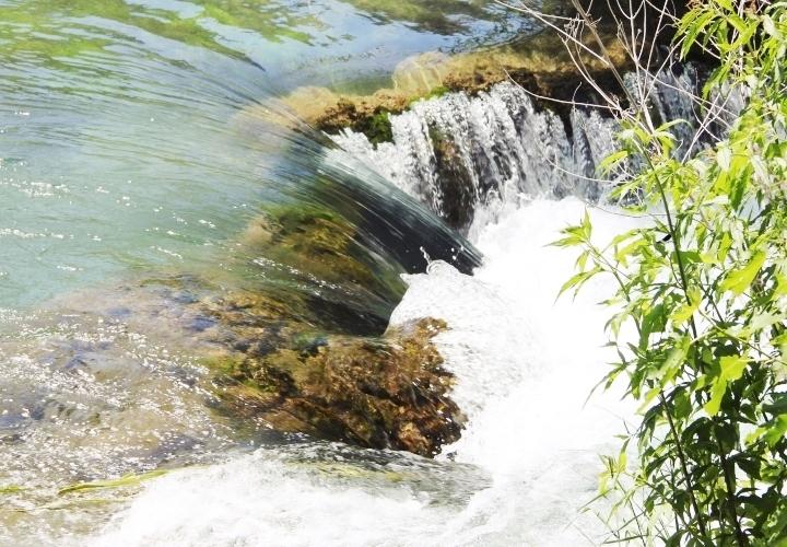 la-souris-coquette-blog-mode-voyage-séjour-croatie-cascades-waterfalls-parc-krka-national-park-4