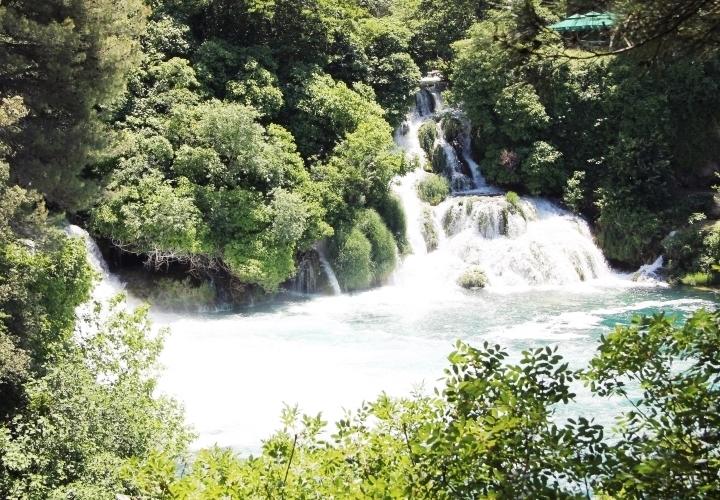 la-souris-coquette-blog-mode-voyage-séjour-croatie-cascades-waterfalls-parc-krka-national-park-5