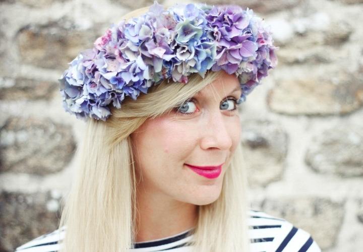 la-souris-coquette-blog-mode-DIY-couronne-de-fleurs-hortensia-20b